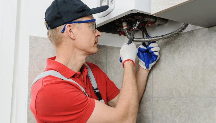 Broken Boiler Repair