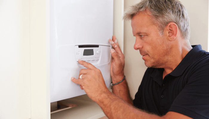 One-Off Boiler Service
