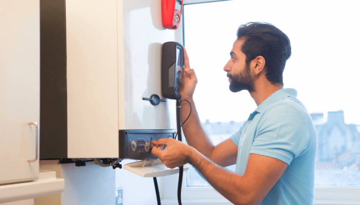 Annual Boiler Servicing